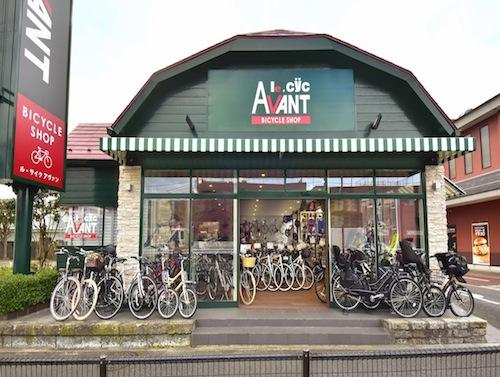 自転車 店舗デザイン ...